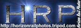 Click Here to go to the Horizon Rail Photo Home Page   (HRP LOGO is a registered TM of Horizon Rail Photos)